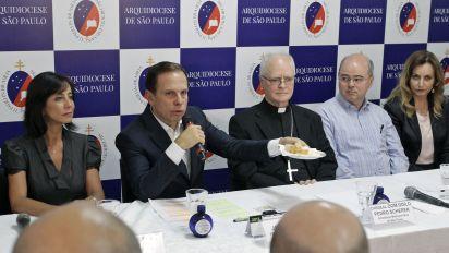 """Sao Paulo : des aliments """"pour pauvres"""" font scandale"""