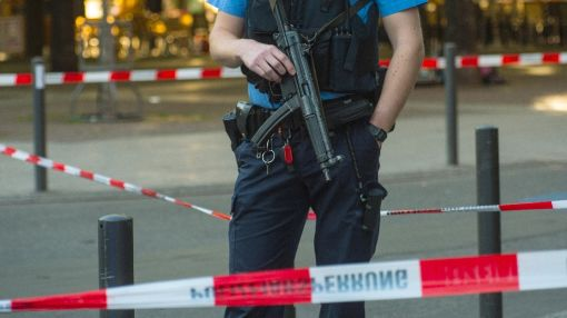 Syrian refugee killed by own bomb at German bar