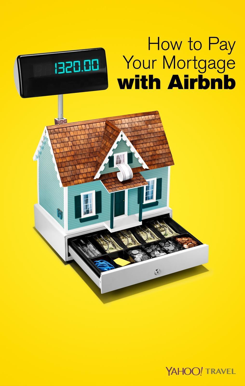 How to help pay your mortgage with airbnb for Airbnb how to pay