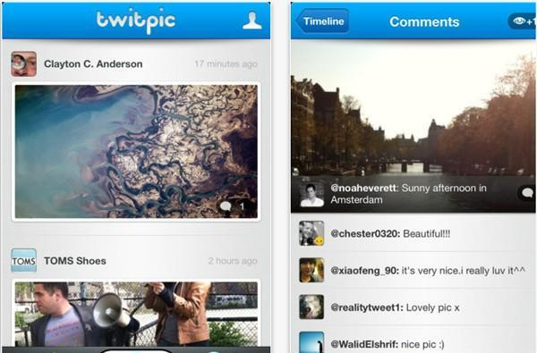 Twitpic for iPhone brings four years of image-sharing history, one year too late