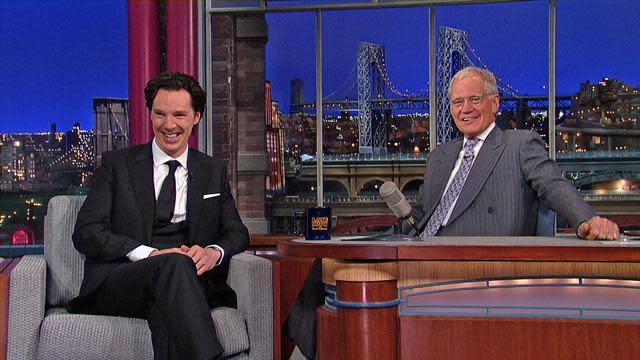 Sherlock, a Sex Symbol? Inside the Cult of Benedict Cumberbatch