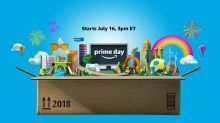 Amazon says U.S. Prime Day sales reach records despite early outage
