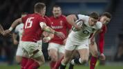 Farrell's leg problem unlikely to stop him facing Scotland