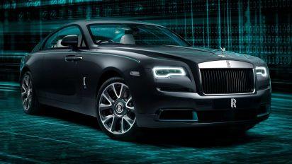 Rolls-Royce Wraith Kryptos Collection 2020, 50 unidades encriptadas