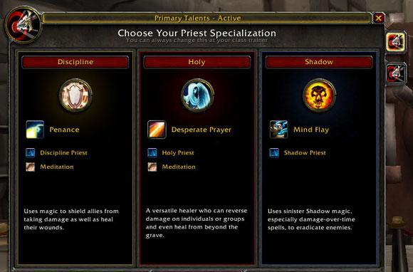Cataclysm Beta: The latest on shadow priests