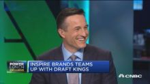 Inspire Brands CEO talks Buffalo Wild Wings' March Madness initiative