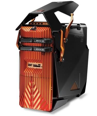 Acer's updated Predator gaming desktop swoops down from the trees to decapitate the competition