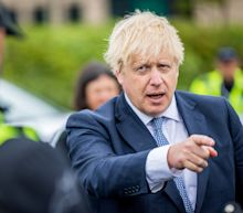 Boris Johnson warns UK has 10-30 areas where coronavirus is 'bubbling up'