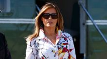 Melania Trump Summons the Animal Kingdom With Her Latest Look