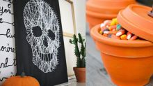 42 Spooktacularly Simple Halloween Crafts to Make This Year