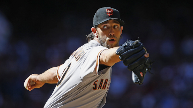 Giants fans are not happy about this 'Madison Bumgarner day off' commercial
