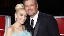 """Gwen Stefani and Blake Shelton Are Feeling """"Stretched to Their Limit"""""""