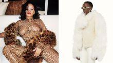 Rihanna é criticada por vender peças feitas com pele de animal