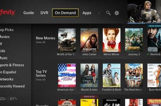 Comcast might start selling movies via its cable boxes, instead of just renting them