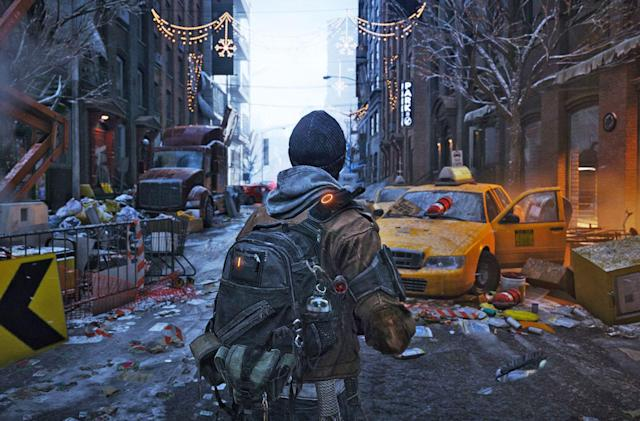 Ubisoft is working on 'The Division 2'