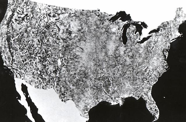 The Big Picture: NASA's first high-res picture of the 48 states