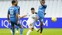 Foot - L1 - Ligue 1 : l'OM arrache le nul contre Metz mais inquiète