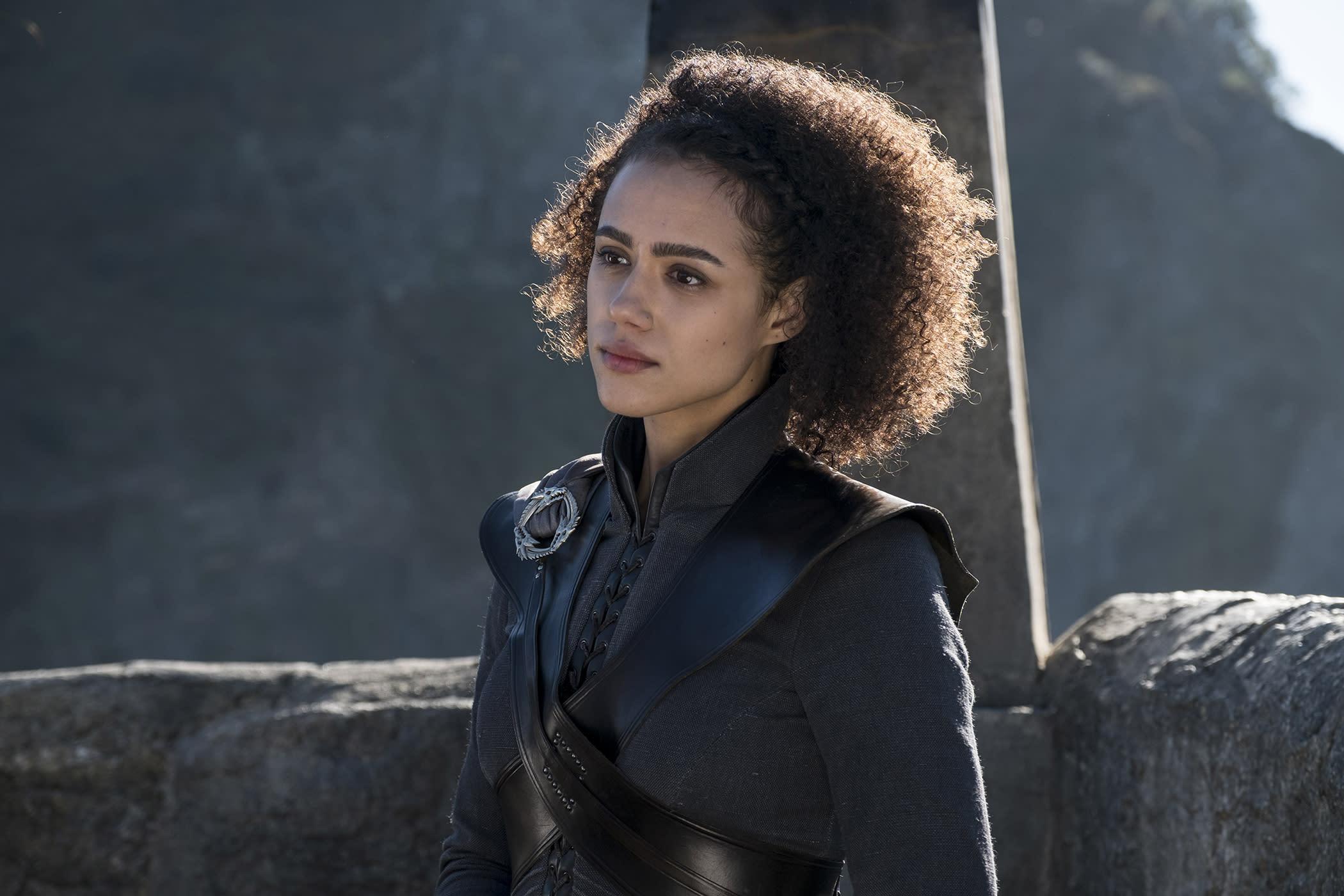 Game Of Thrones star Nathalie Emmanuel lauds Missandeis