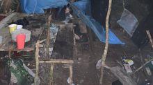 Adolescente desaparecida há 2 meses é encontrada em acampamento precário