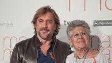 Javier Bardem trauert um seine Mutter Pilar Bardem