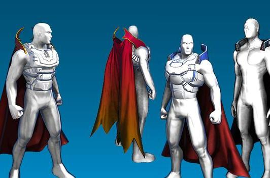 Free costume parts galore in Champions Online
