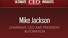 Ultimate CEO Insights: AutoNation's Mike Jackson on making meaningful contributions daily
