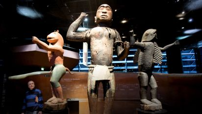Should museums return their colonial artifacts?