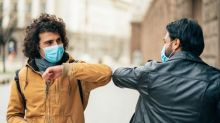Record number of new virus cases as public loses faith in govts