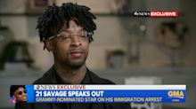 21 Savage Speaks Out For The First Time Since Release