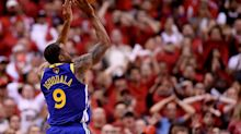 Andre Iguodala's clutch three personifies Warriors' championship mettle
