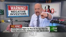 Cramer: We got too negative on Friday—there's always a be...
