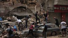 Residentes de Beirut tratan de superar trauma de explosión