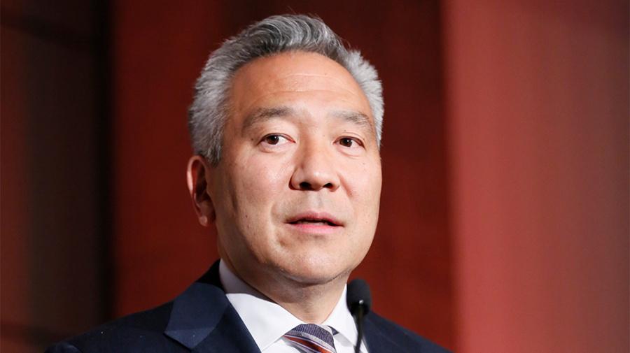 Warner Bros. chief steps down amid scandal