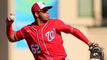 As Top Prospects Join MLB Rosters, Nationals' Luis Garcia Is One Step Away – NBC4 Washington