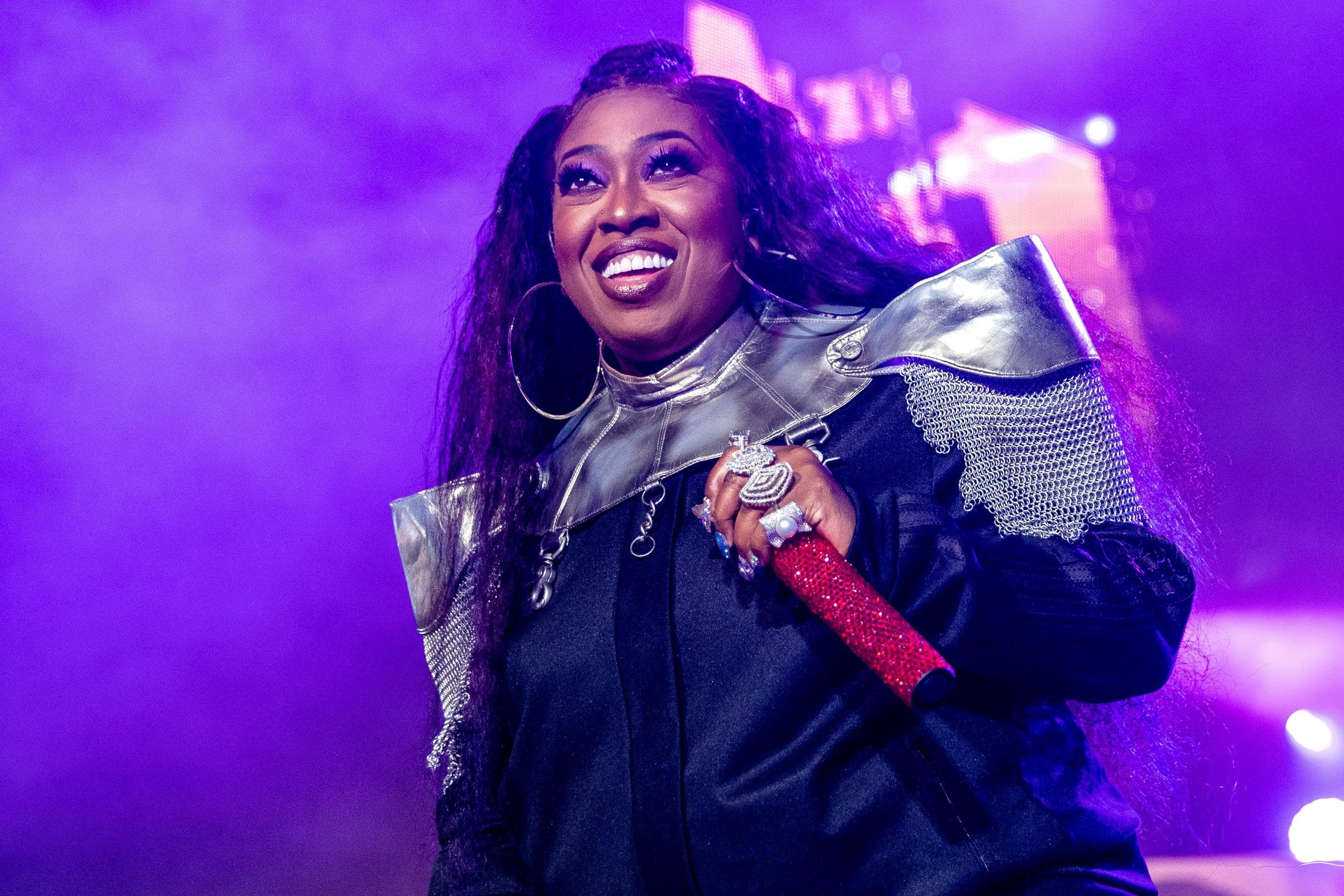 Missy Elliott is dropping her first collection of songs in over a decade