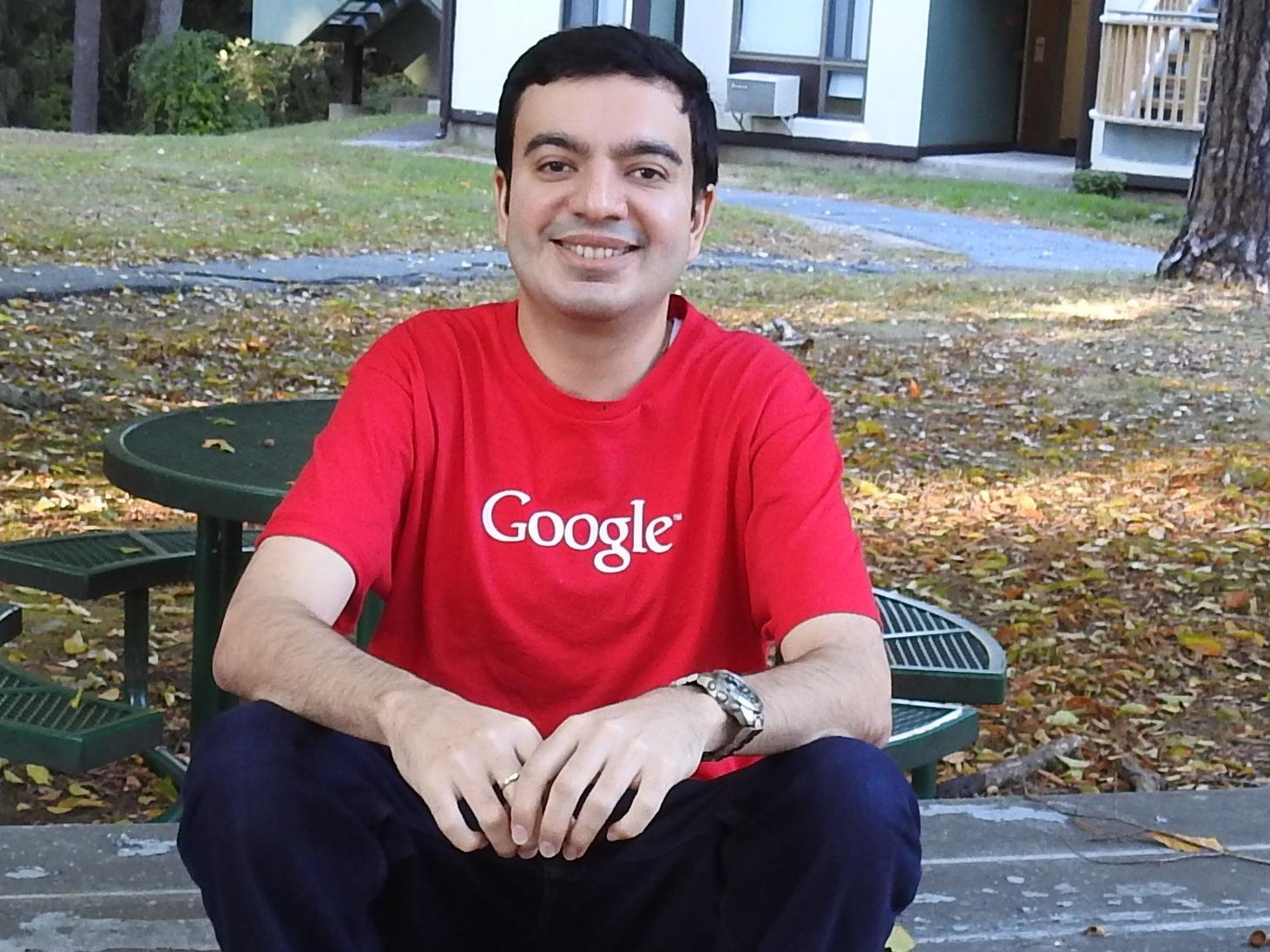 Google rewarded the guy who bought Google.com, and he donated it all to charity
