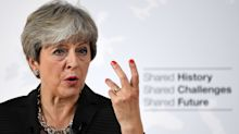 May's Florence Speech Snap Verdict: Brexit Means 'Nothing Has Changed'. For Four More Years.