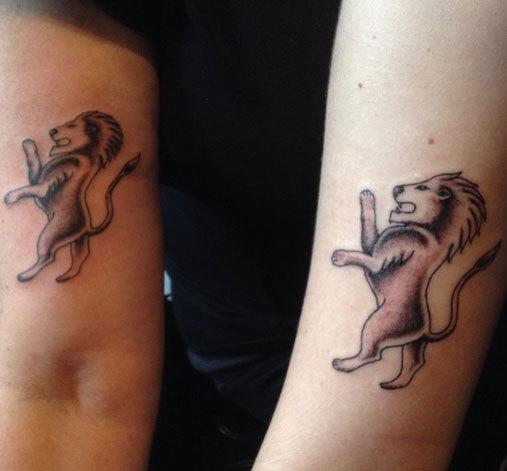 "<p>Spirit animals are definitely a thing, and if you share it with your mom that's probably the only reason you need to get it tattood on your person. (<i>Photo: <a href=""http://stayglam.com/life/66-amazing-mother-daughter-tattoos/"" rel=""nofollow noopener"" target=""_blank"" data-ylk=""slk:Stayglam.com"" class=""link rapid-noclick-resp"">Stayglam.com</a>)</i></p>"