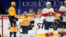 Panthers hold on for win over Predators