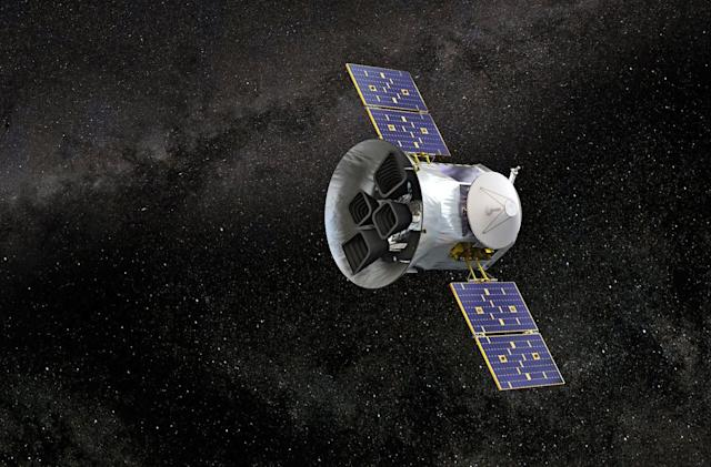 NASA's TESS spacecraft finds its first Earth-sized exoplanet