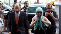 Amanda Bynes detained for mental health evaluation after disturbance