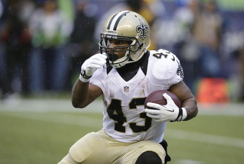 AP source: Saints tell Sproles he won't return