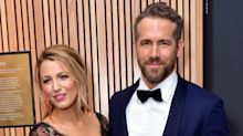 Blake Lively gets birthday photo revenge on Ryan Reynolds