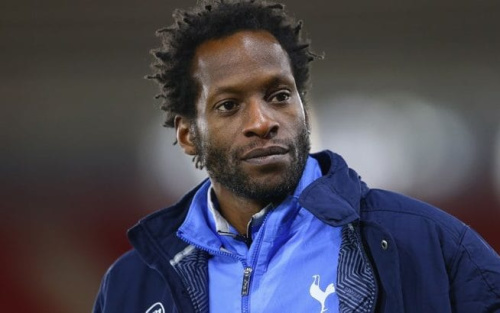 Ugo Ehiogu was Spurs' Under-23 coach - getty images