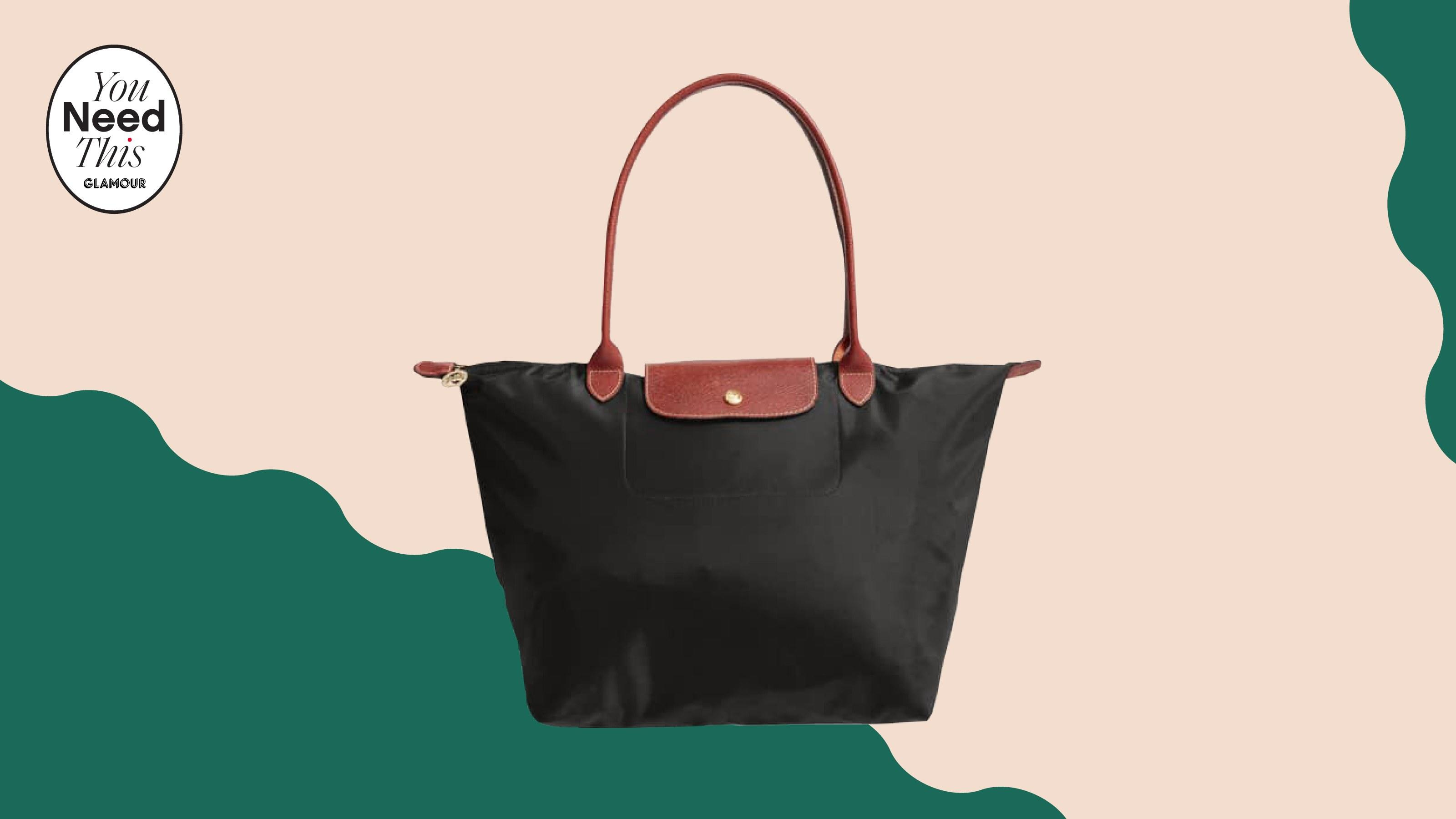 46dce05537 The Longchamp Le Pliage Bag Is the Perfect Tote Bag, Period