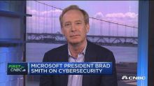 Microsoft's new cybersecurity accord