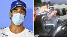 'Chaos and carnage': Daniel Ricciardo caught in 'unbelievable' F1 drama