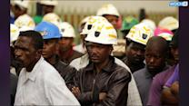 Rescuers Lift Some Miners Trapped In South Africa
