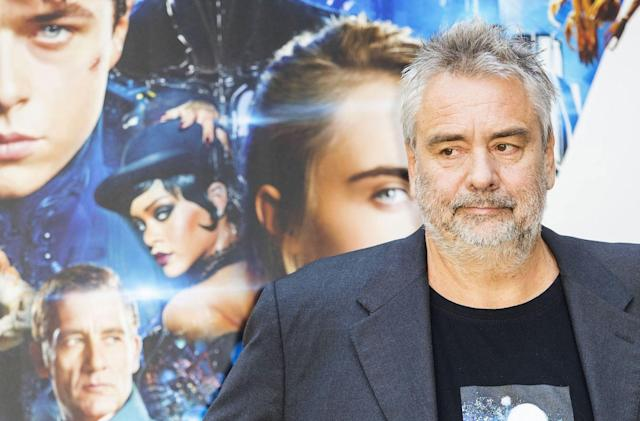 Netflix reportedly in talks with Luc Besson for multi-picture deal