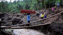 Uganda says landslide death toll rises to 43, begins relocations